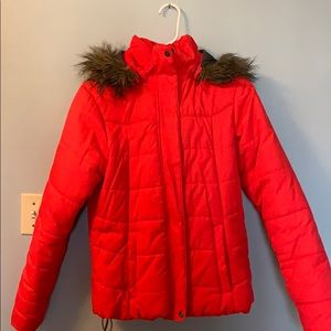 Columbia Women's winter coat (size M)
